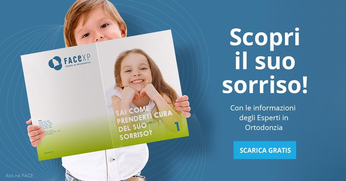 opuscolo ortodontico bambini scarica gratis